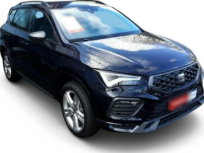 gebraucht Seat Ateca AtecaFR 2.0 TDI 150 PS DSG Sportpaket LED Navi