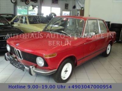 gebraucht BMW 2002 MIT HISTORIE