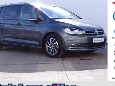 "gebraucht VW Touran SOUND ""SOUND"" 2,0 l TDI SCR 110 kW (150 PS) 6-Gang"