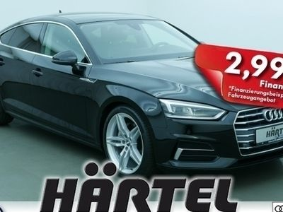 gebraucht Audi A5 Sportback Sport 2.0 TDI S tronic ultra Navi