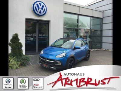 gebraucht Opel Adam Rocks 1.0 Turbo 6-Gang Faltdach