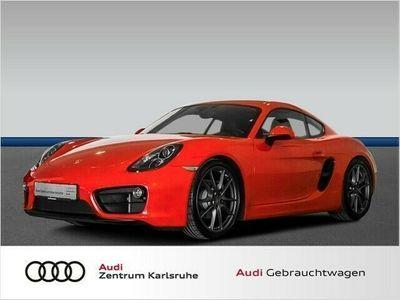 gebraucht Porsche Cayman 2.7 (981) PDK PCM, PDLS