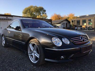 used Mercedes 600 CL-CoupeV12 Lorinser Navi Xenon Kamera 19´