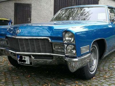 gebraucht Cadillac Fleetwood 1968 H-Zulassung