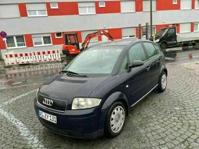 gebraucht Audi A2 1.4,Euro4,TÜV-5.2022
