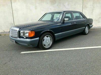 gebraucht Mercedes 560 SEL H-Kennzeichen