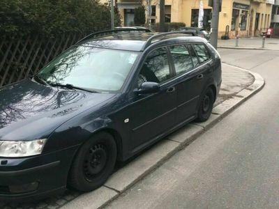 gebraucht Saab 9-3 1.9 Sport Kombi TiD DPF Aut. Vector als Kombi in Berlin