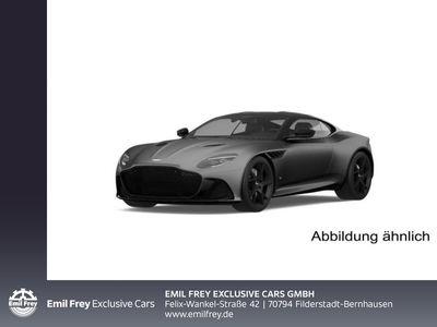 gebraucht Aston Martin DBS 6.3 Superleggera Coupe UPE 3105