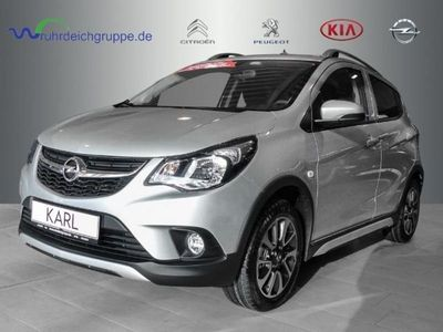gebraucht Opel Karl Rocks Sitzhzg. Tempomat PP