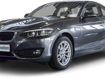 gebraucht BMW 220 220 i Steptronic Coupe Advantage Aut. Klimaaut.