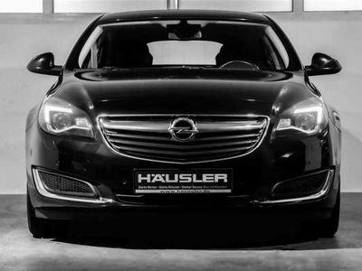 gebraucht Opel Insignia 5-türer Edition 1.6 CDTI mit Automatik und Navigat