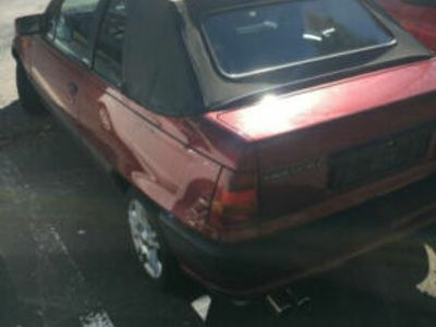 gebraucht Opel Kadett E Cabrio Edition