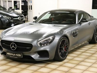 gebraucht Mercedes AMG GT S COUPE BURMESTER PANO PERF.AGA/NIGHT MAT