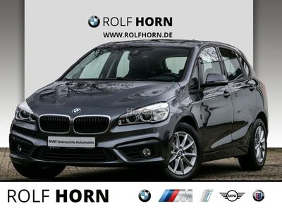 gebraucht BMW 216 Active Tourer Advantage Klima PDC LED SHZ