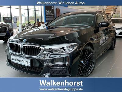 gebraucht BMW 530 d xDrive M Sport Touring EU6d-T Park-Assistent Leder LED Navi Keyless Kurvenlicht Klimasitze