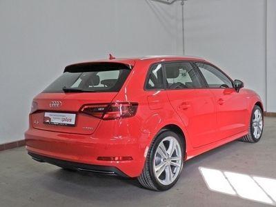 gebraucht Audi A3 Sportback 1.4 TFSI e-tron S line S tronic Navi pl