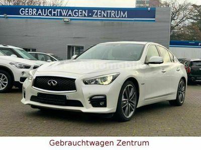 gebraucht Infiniti Q50 S Hybrid AWD Auto/Bose/Keyless als Limousine in Frankfurt