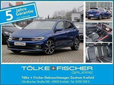 gebraucht VW Polo GTI VI 2.0 TSI Navigation LED Scheinwerfer