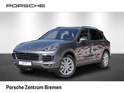 gebraucht Porsche Cayenne S Diesel Park-Assistent,20xZoll Alufelg.
