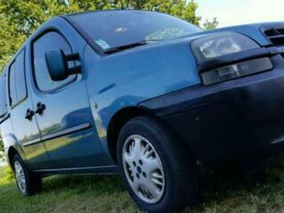 used Fiat Doblò Muss Weg1.2SX Benzine Tüv 03/2020