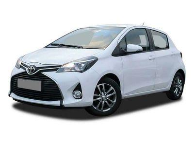 gebraucht Toyota Yaris Edition-S 1,33l-Dual-VVT-i KAMERA KLIMA BT