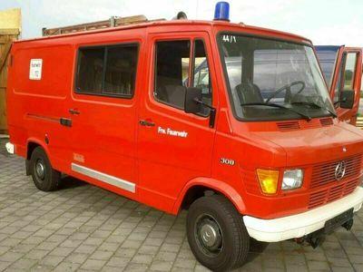 gebraucht Mercedes T1 Verkaufe Feuerwehrauto Daimler-Benz
