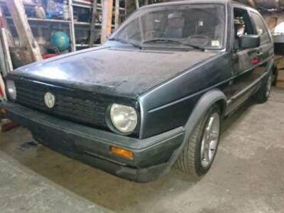 used VW Golf II