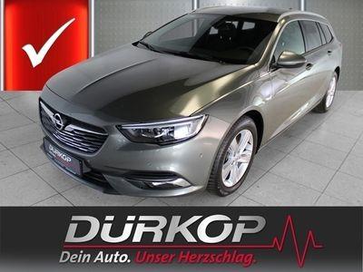 gebraucht Opel Insignia ST Dynamic 2.0 CDTI 8-Gang AT/Kameras/LED-Licht/Na