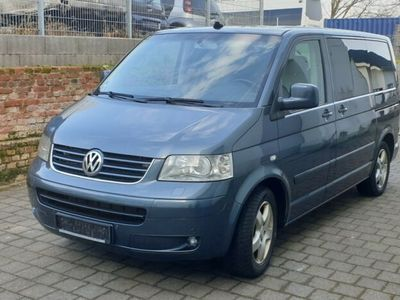 gebraucht VW Multivan T5 BusHighline 4Motion