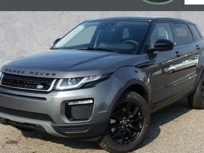 gebraucht Land Rover Range Rover evoque TD4 SE Black Edition Auto.