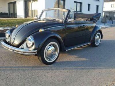 """gebraucht VW Käfer Cabrio """" guter Zustand- H- Kennzeichen """""""