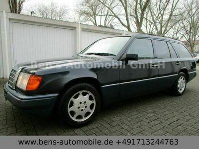 gebraucht Mercedes 230 TE Kombi Klima Schiebedach Automatik AHK