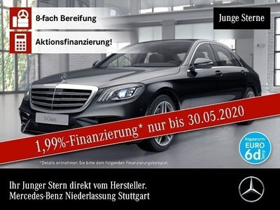 gebraucht Mercedes S450 AMG DISTRONIC 360° Pano Nachtsicht HuD