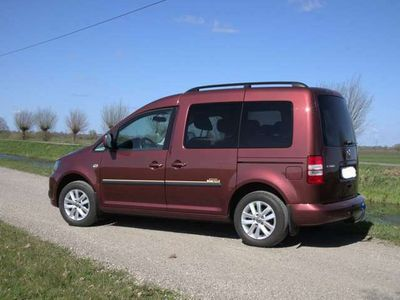 gebraucht VW Caddy 1.2 Roncallli Edition