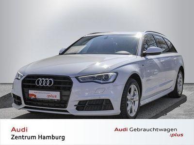 gebraucht Audi A6 Avant 3,0 TDI S line S tronic STANDHZG NAVI-PLUS A