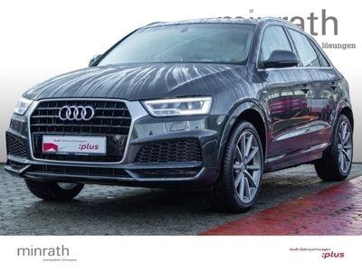 gebraucht Audi Q3 sport 1.4 TFSI S line Leder LED Navi Keyless LED