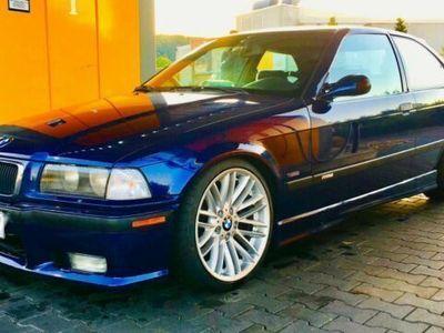 gebraucht BMW 323 Compact E36 Compact ti SLE Montrealblau