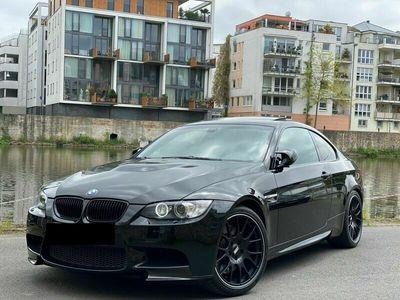 """gebraucht BMW M3 Coupé Carbon Leder Navi Keyless Shadow 19""""BBS als Sportwagen/Coupé in Göttingen"""