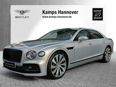 gebraucht Bentley Flying Spur W12+Extreme Silver+Black Spec