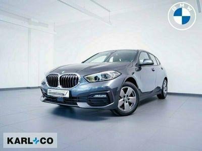 gebraucht BMW 116 dA Advantage LED PDC SHZ Tempo