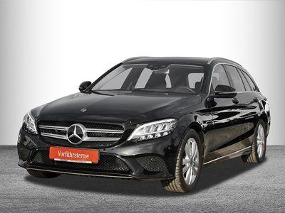 gebraucht Mercedes C220 d T *Avantgarde*Distronic*AHK*LED*Kamera*