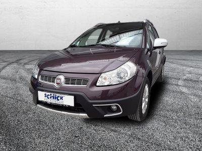 gebraucht Fiat Sedici 1.6 16V Emotion 4X4