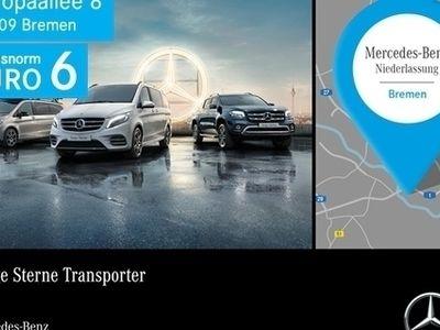 gebraucht Mercedes V220 lang BT Edition Sportpak AHK Kamera Navi PTS