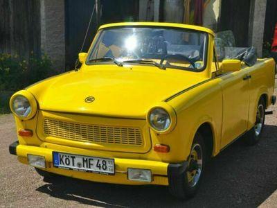 gebraucht Trabant 601 de Luxe Cabrio