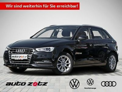 gebraucht Audi A3 Sportback Attraction AHK Xenon Navivorbereitung