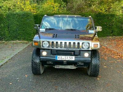 gebraucht Hummer H2 als SUV/Geländewagen/Pickup in bretten