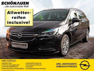 gebraucht Opel Astra 1.0T S/S ST Edition+ALW+R4.0+PDC+KLIM+GRA++