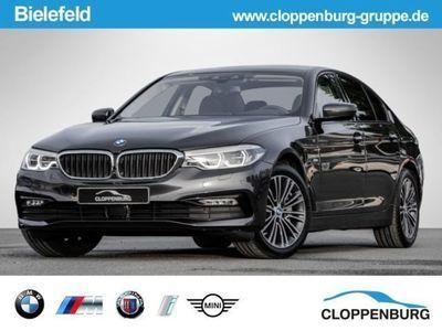 käytetty BMW 530 d xDrive Limousine Sport Line Head-Up HiFi