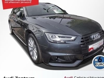 gebraucht Audi A4 Avant S line 1.4 TFSI S tronic AHK/Leder/LED/Virtu