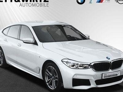gebraucht BMW 640 Gran Turismo GT A M Sport Autom LED Navi Leder